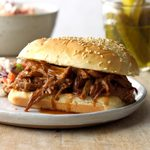Honey Pulled Pork Subs