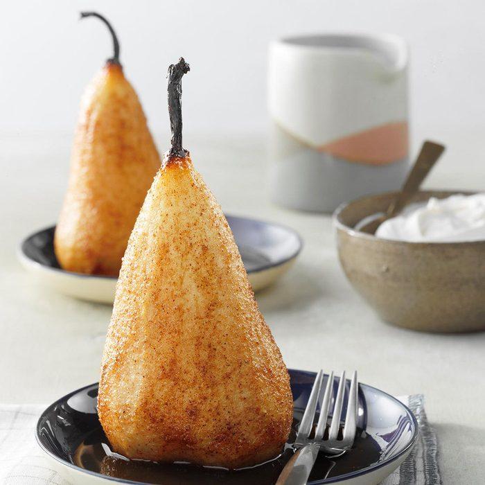 Honey Roasted Pears