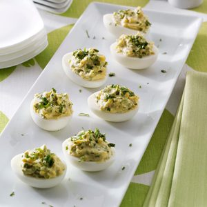 Huevos Diablos