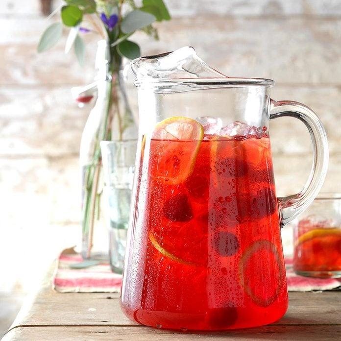 Inspired by: Brisk's Raspberry Iced Tea
