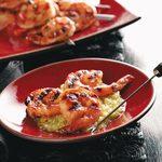 Irresistible Grilled Shrimp with Fruit Salsa