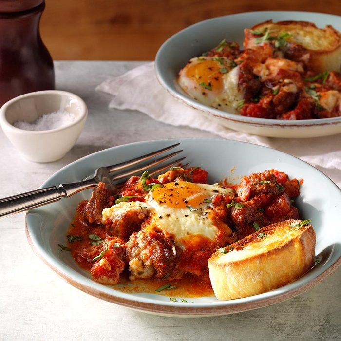 Italian Baked Eggs Sausage Exps Thfm17 63535 B09 27 2b 4