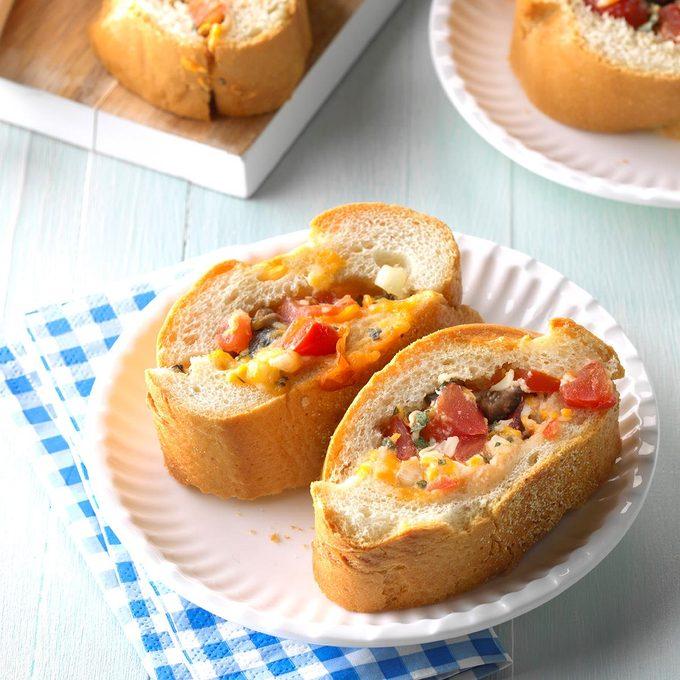 Italian Cheese Loaf