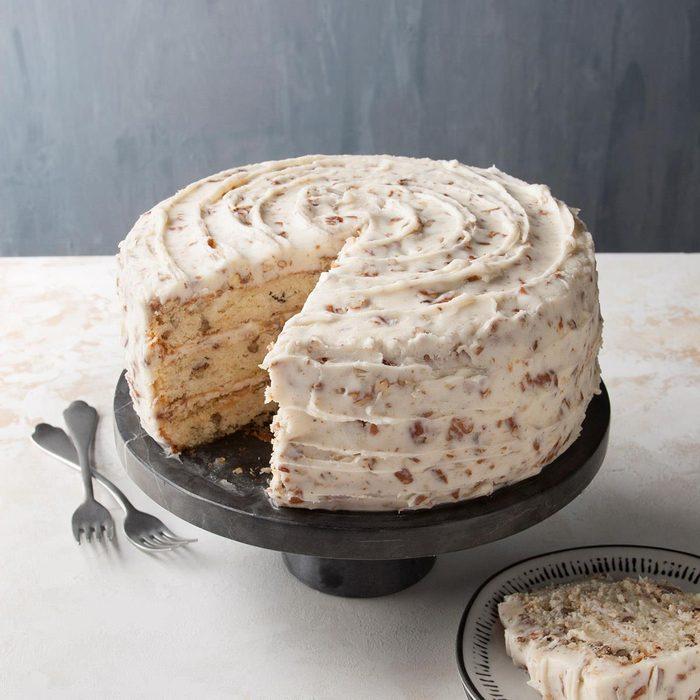 Italian Cream Cheese Cake