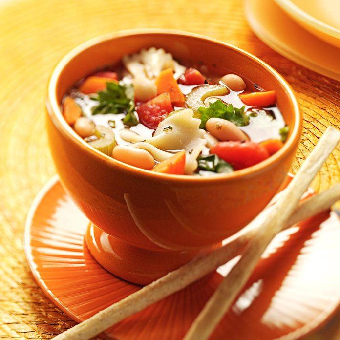 Italian Vegetable Soup
