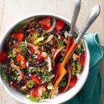 Kale Slaw Spring Salad