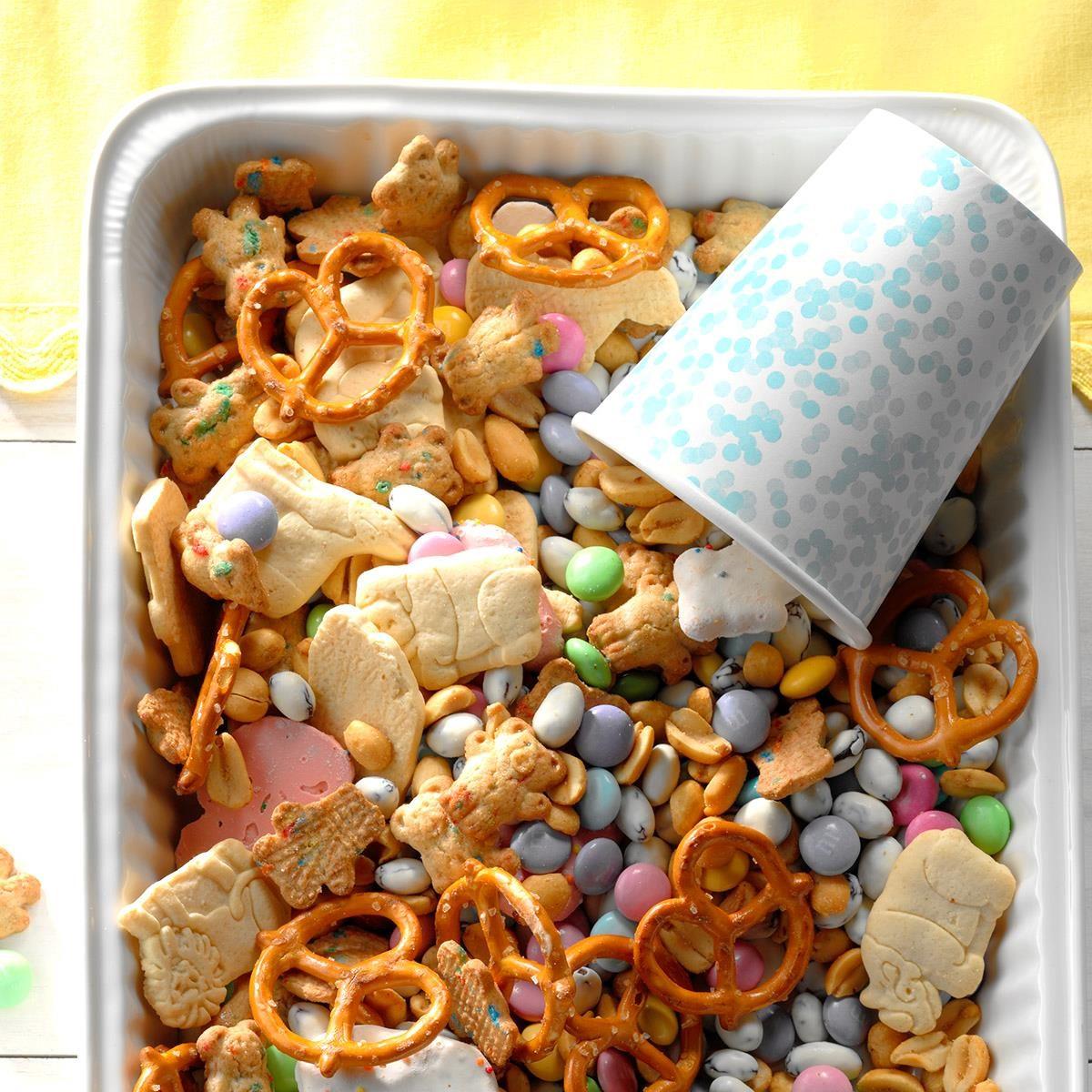 Elementary Age: Kiddie Crunch Mix