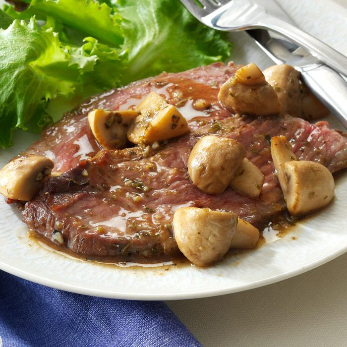 Lamb Marsala
