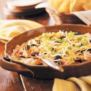 Layered Shrimp Dip