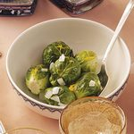 Lemon Brussels Sprouts