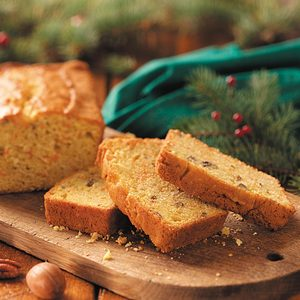 Lemon Carrot Bread