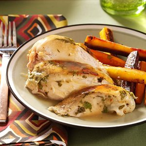 Lemon Cilantro Chicken