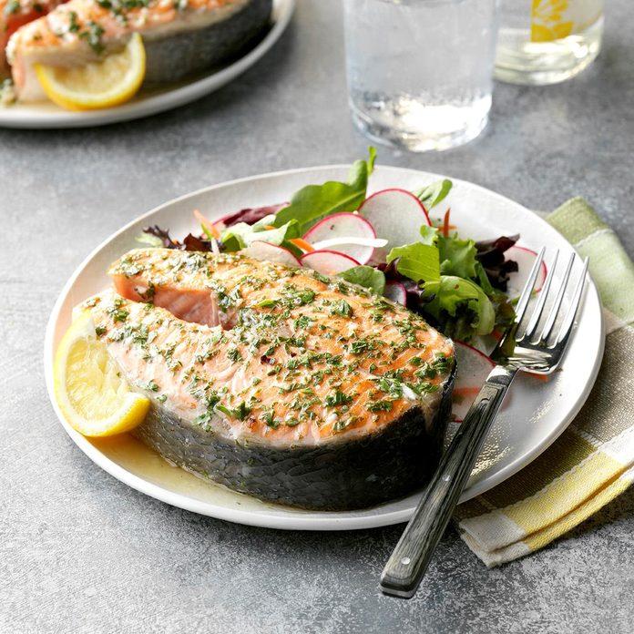 Lemon Garlic Salmon Steaks Exps 9x13bz20 35538 C10 01 2b 5