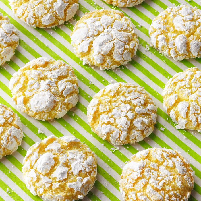Lemon-Lime Crackle Cookies