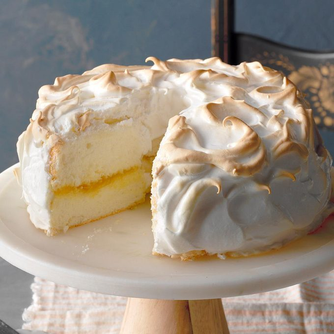 Decorate It with Toasted Meringue