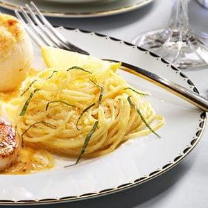Lemon Spaghetti