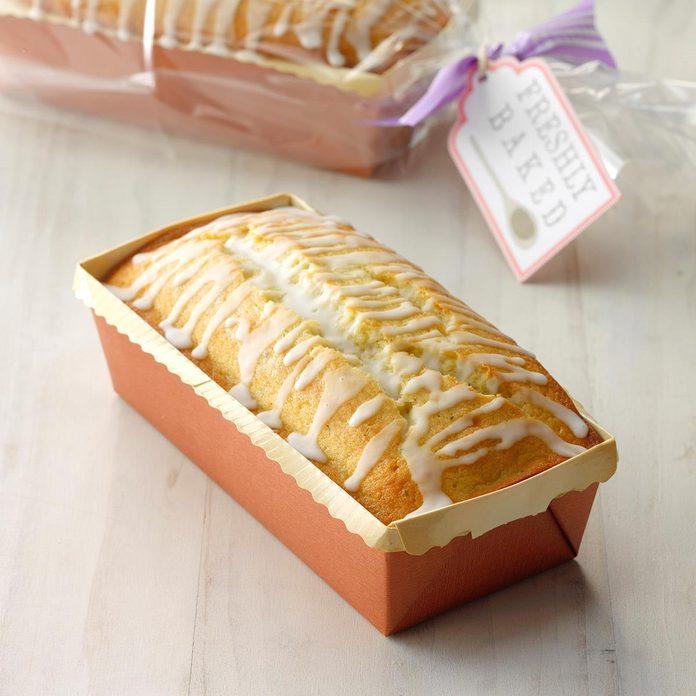 Lemon-Thyme Tea Bread