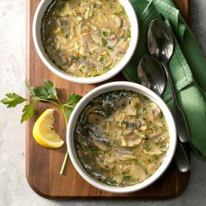 17 Lemon Soup Recipes We Love