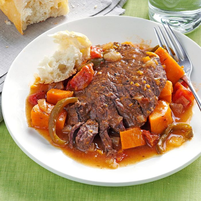 Louisiana Round Steak