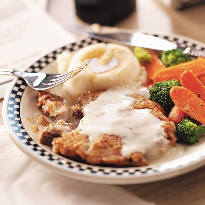 Makeover Country-Fried Steak