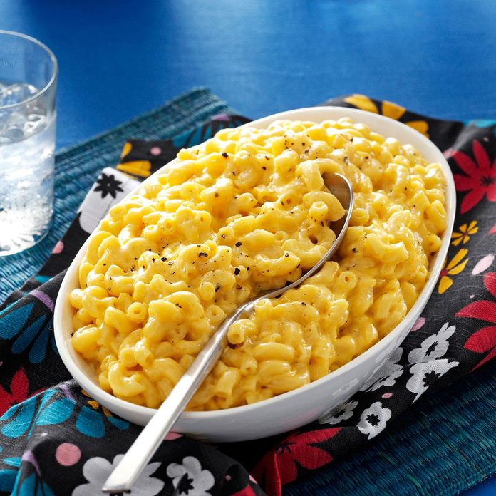 Makeover Creamy Macaroni and Cheese