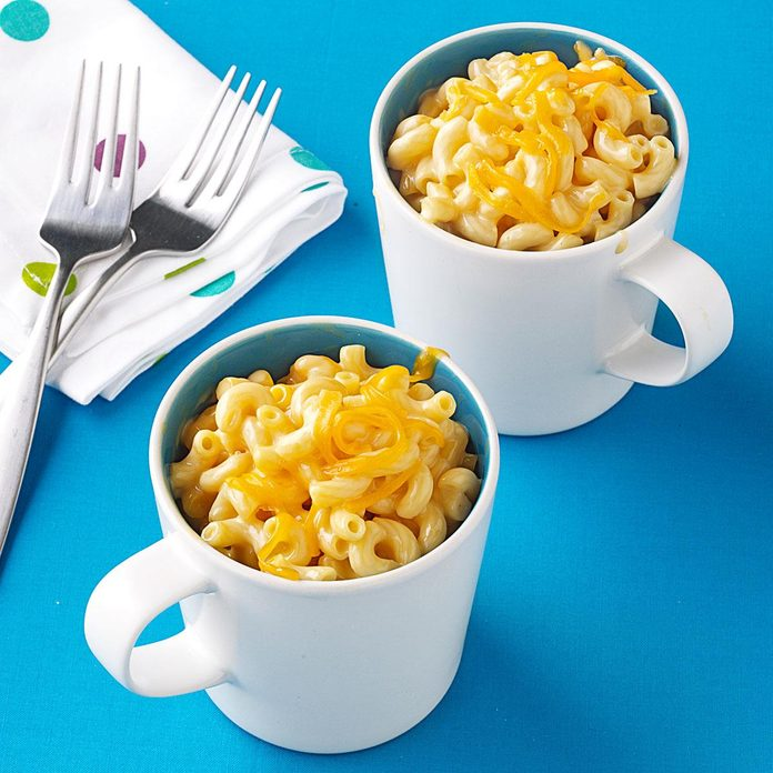 Makeover Macaroni and Cheese