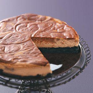 Makeover Semisweet Espresso Cheesecake