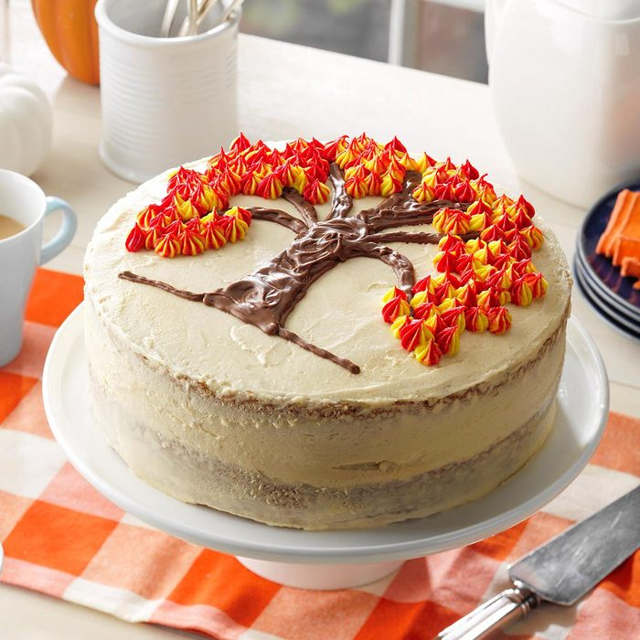 Maple Tree Cake
