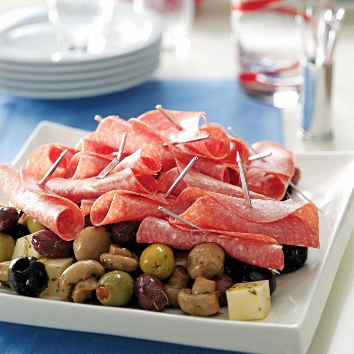 Marinated Antipasto Platter