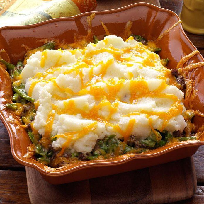 Mashed Potato Hot Dish