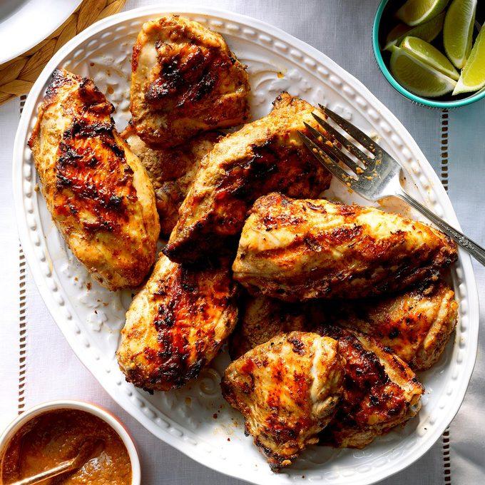 Matt's Jerk Chicken