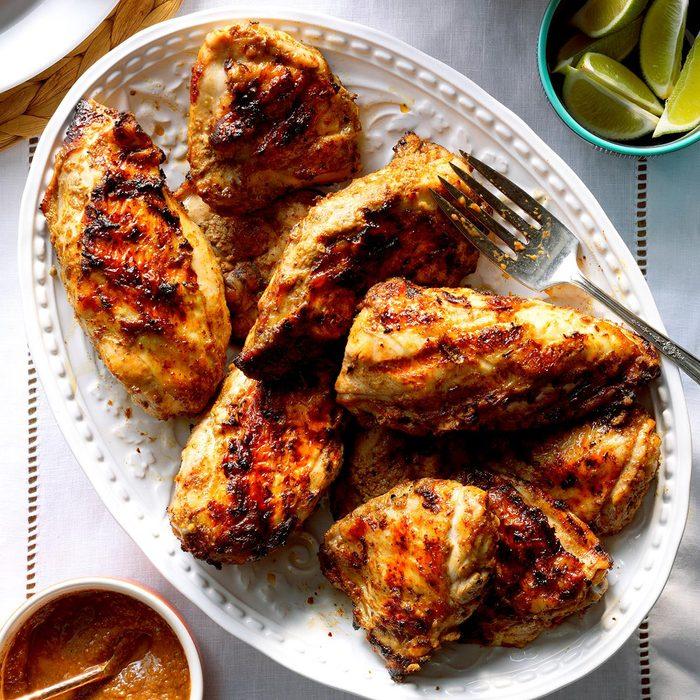 Day 9: Matt's Jerk Chicken