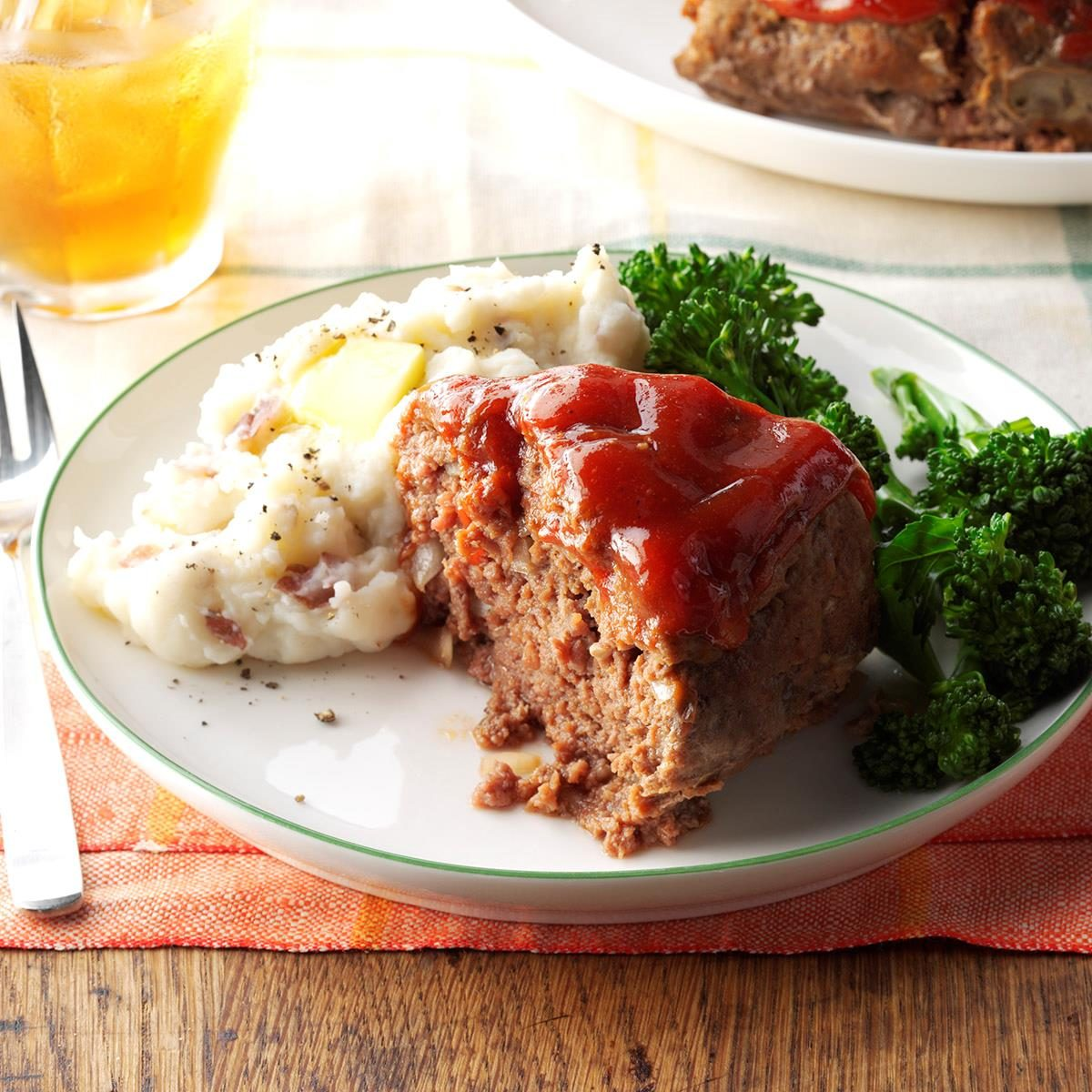 Day 8: Meat Loaf from the Slow Cooker