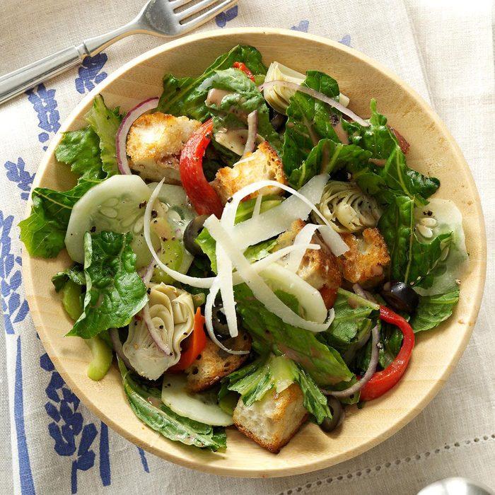 Mediterranean Romaine Salad Exps144689 Th2379797c11 15 4bc Rms 2
