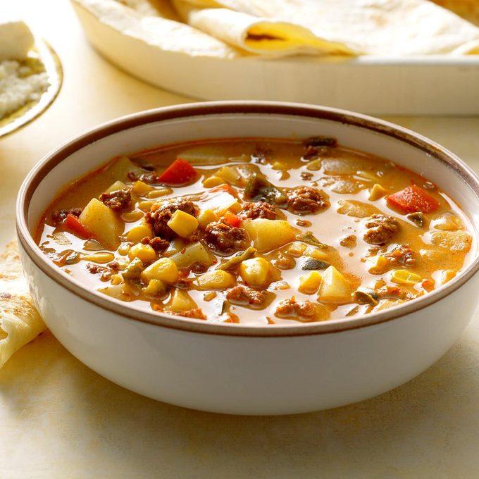 Mexican Chorizo And Corn Soup Exps Sdas17 202689 B04 12 6b 6