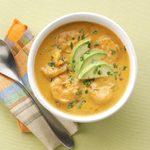 Mexican Shrimp Bisque