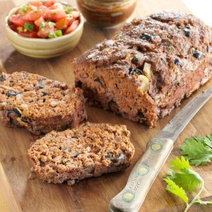 Mexican-Style Meat Loaves