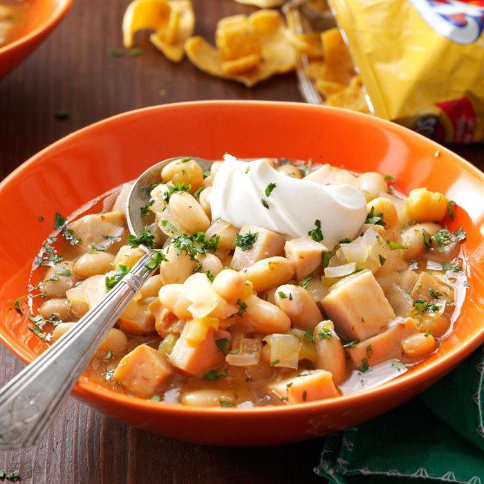 Mexican White Chili