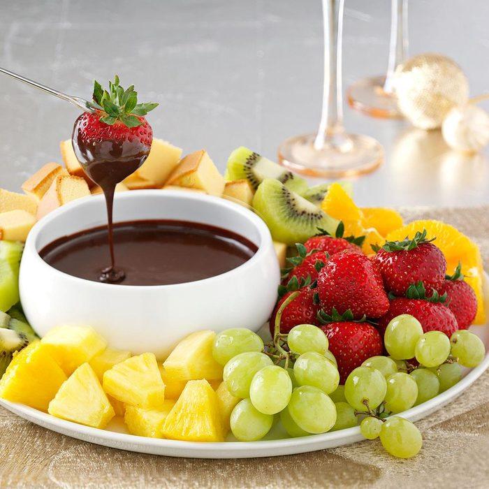 Mocha Dessert Fondue