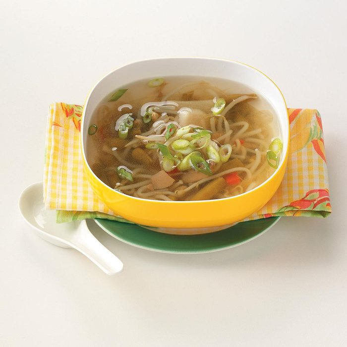 Mock Chinese Soup