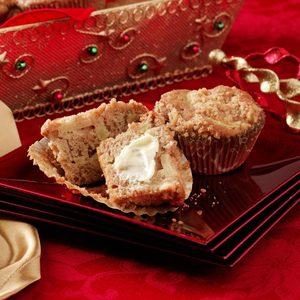 Moist  Apple Muffins
