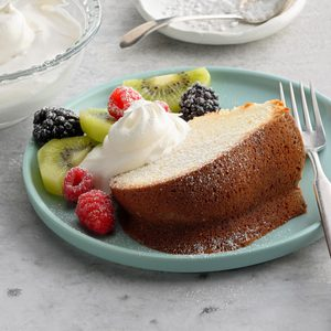 Moist Cream Cheese Pound Cake