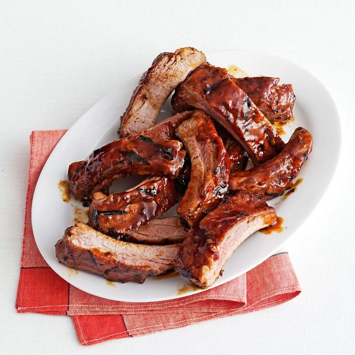 Inspired By Golden Corral Endless Baby Back Ribs