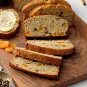 Moroccan Spiced Fruit & Nut Bread