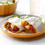 Mozzarella Beef Roll-Ups