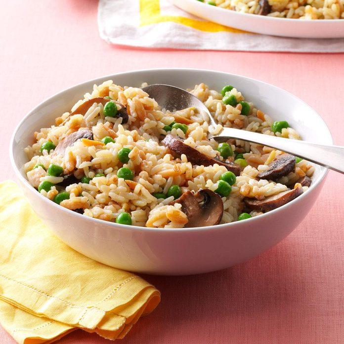 Mushroom Peas Rice Pilaf Exps175589 Th143191b11 21 4b Rms 1