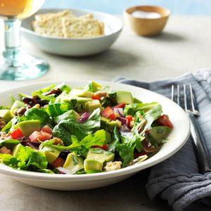 My Favorite Avocado Salad