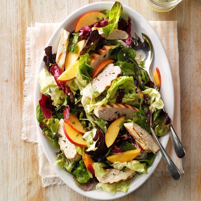 July 15: Nectarine Chicken Salad