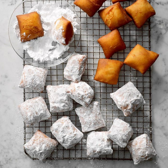 Inspired by: Tiana's Beignets from The Princess and the Frog