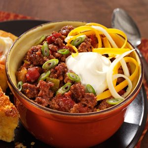 No-Bean Chili